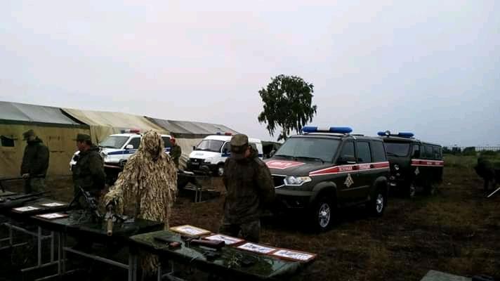 В Самарской области покажут военную технику и вооружение
