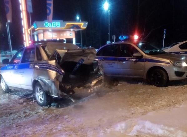 Две крупных аварии на дорогах Самарской области