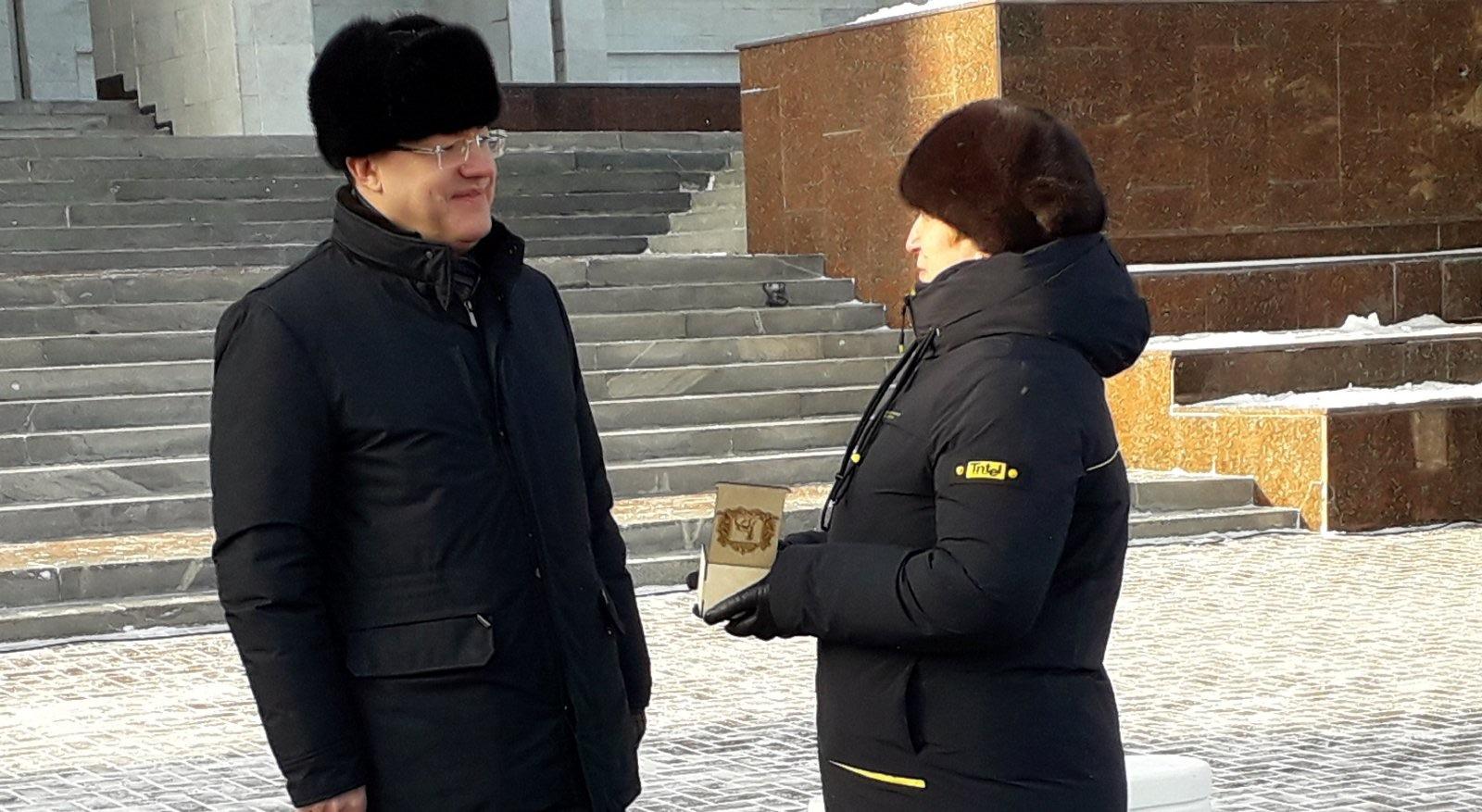 Школы Самарской области получили 20 новых автобусов