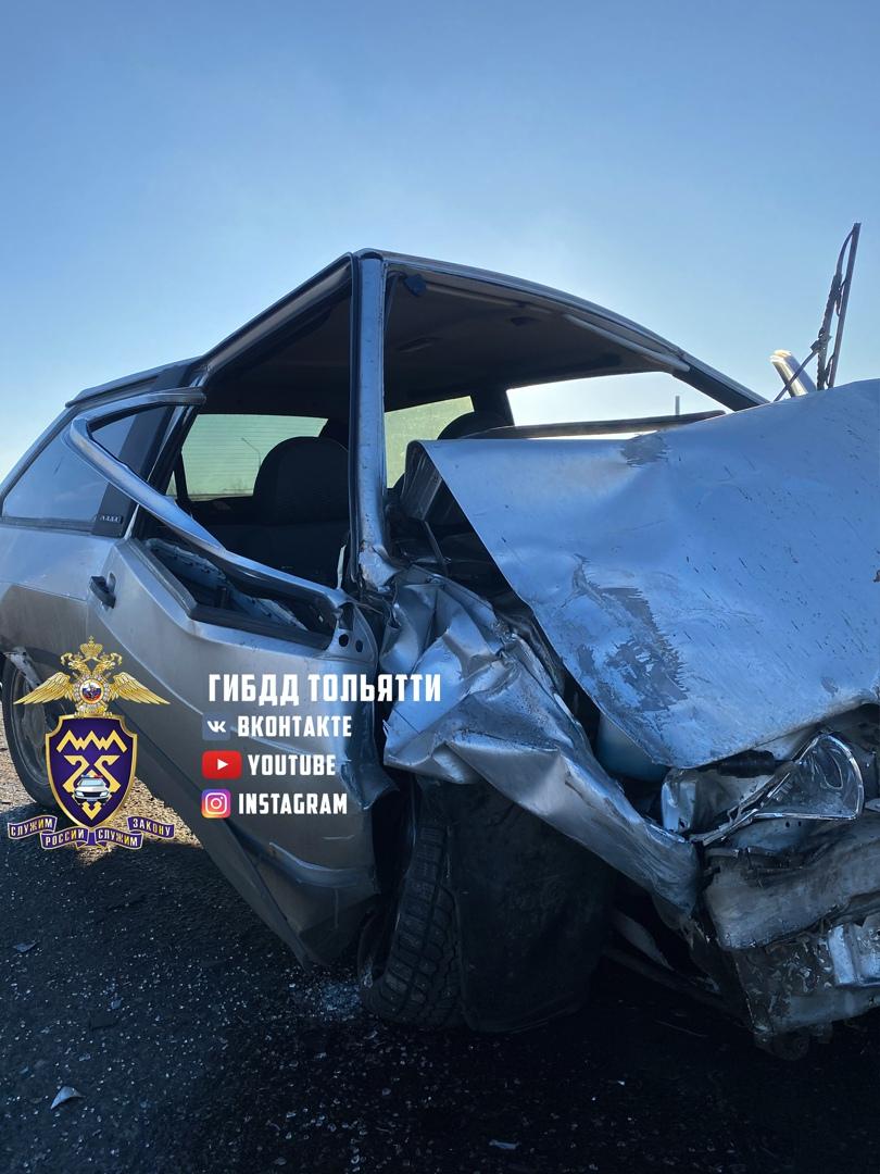 Смертельное ДТП произошло утром в Тольятти