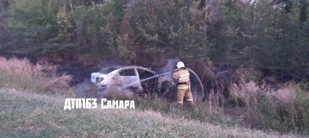 Смертельная авария в Самарской области: 2 человека погибло и 5 пострадало