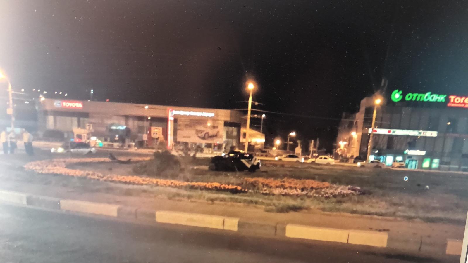 Стали известны подробности ДТП с перевернувшимся автомобилем каршеринга в Самаре