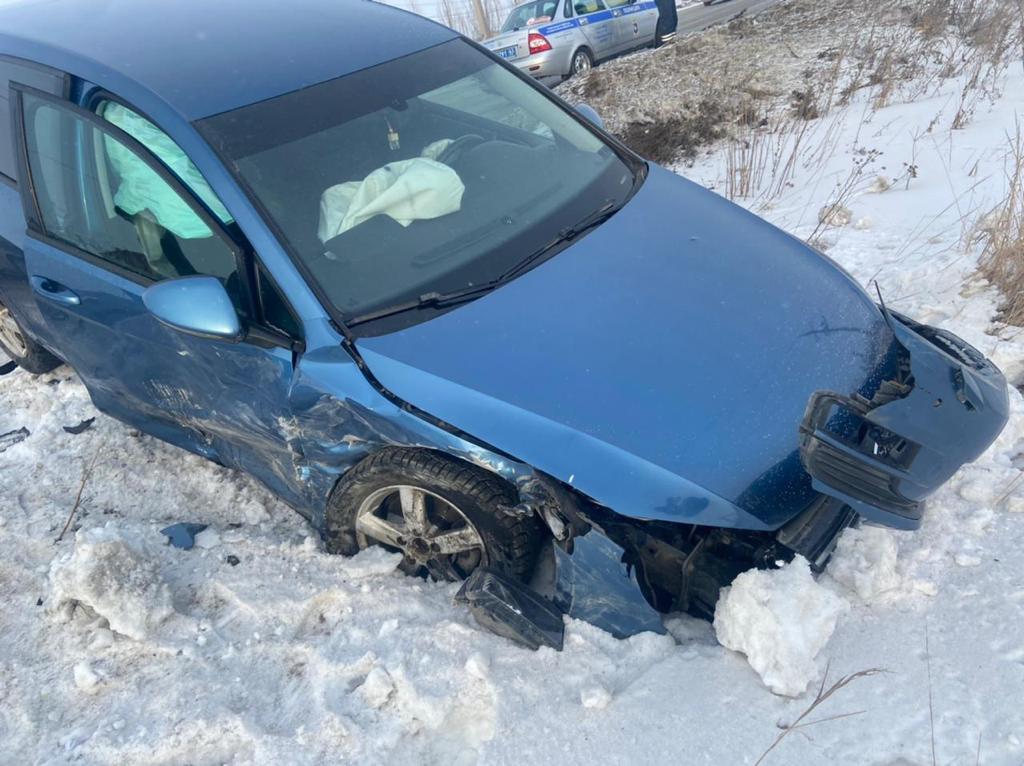 5-ти летний ребенок пострадал в аварии под Тольятти