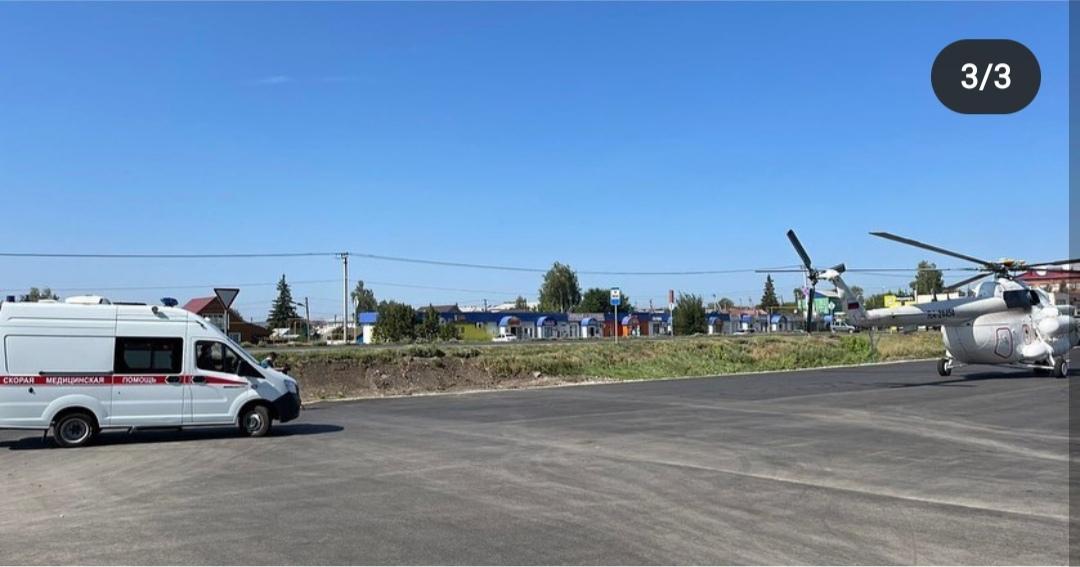 В Самарской области 28 августа в аварии пострадал 2-летний ребенок