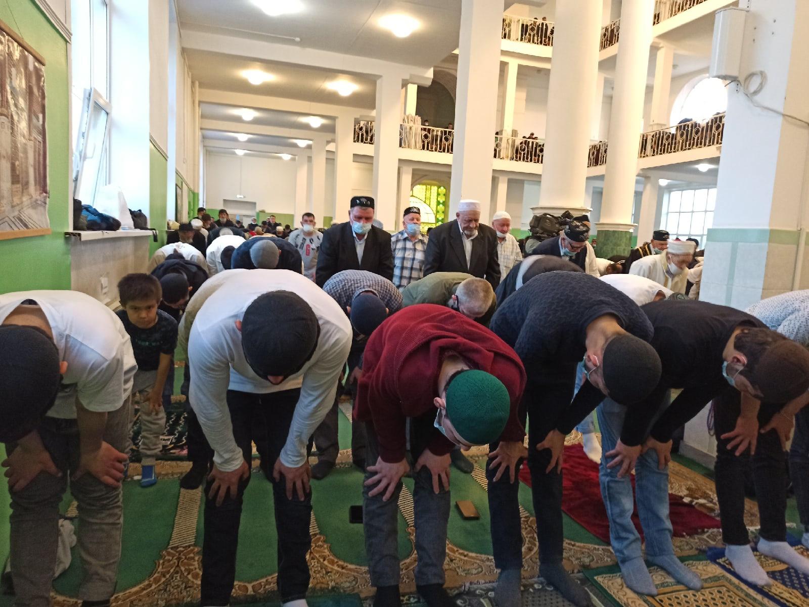 В Самарской области 13 мая мусульмане отмечают праздник «Ид Аль - Фитр» - Ураза Байрам