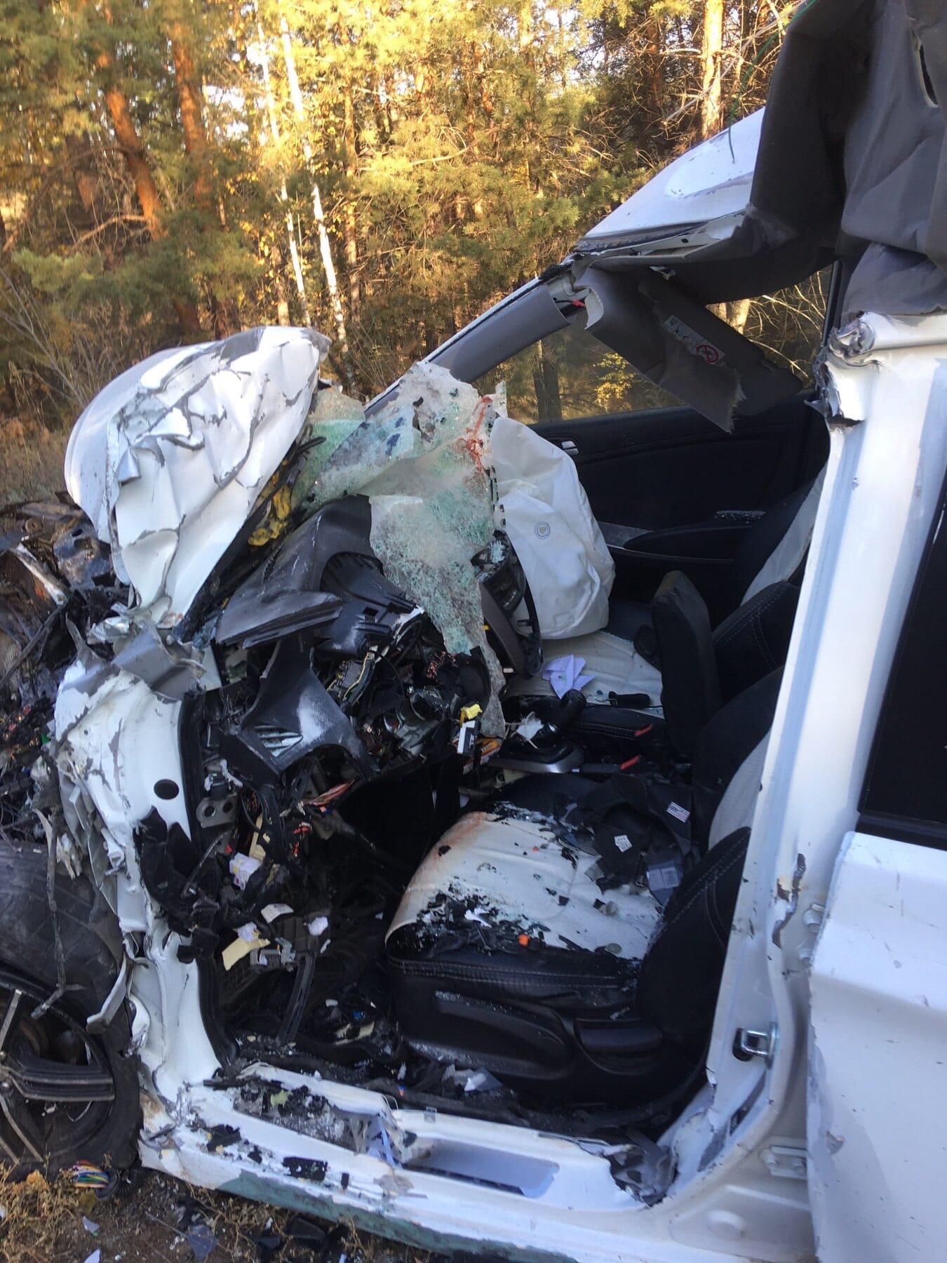 В Самарской области 7 октября произошло второе трагическое ДТП с автобусом