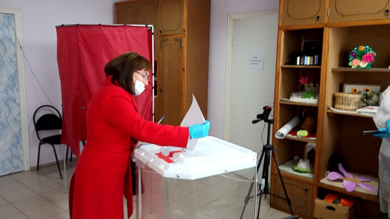 Стало известно, как проходит голосование в сельских районах Самарской области
