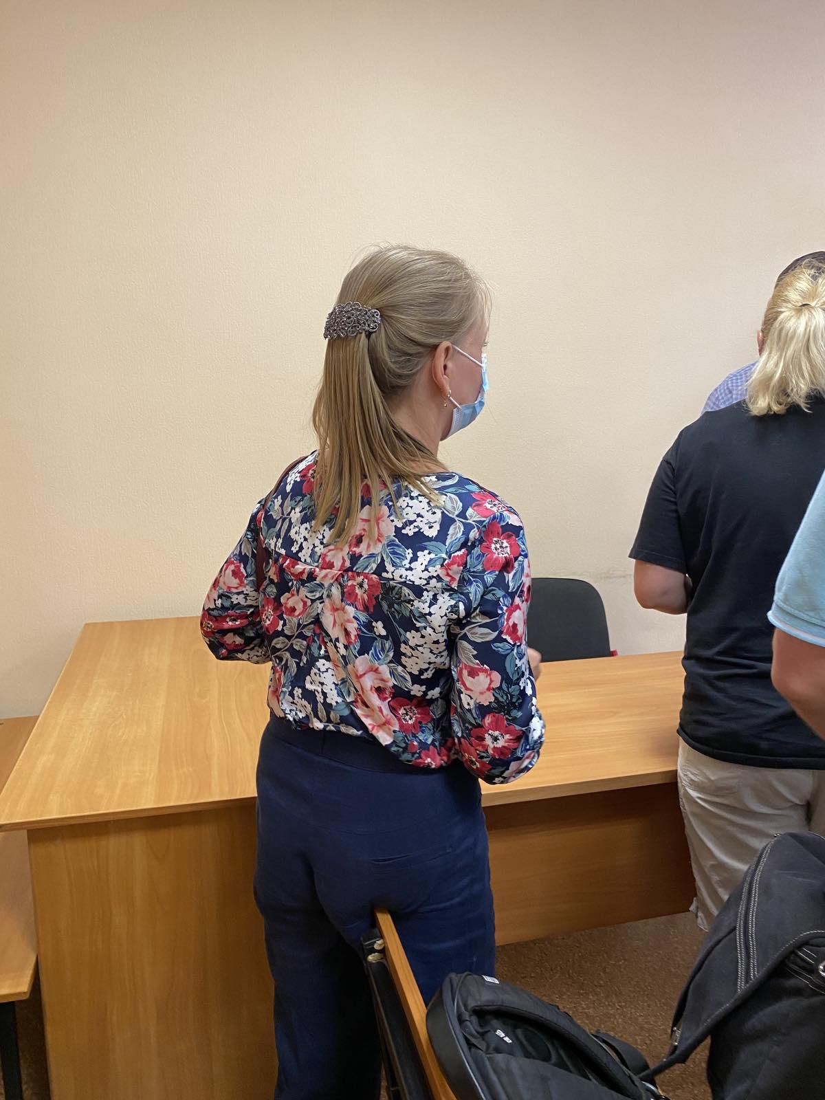 Срочно: В Самаре начался суд по избранию меры пресечения экс-подполковнику, по подозрению в убийстве 15-летней девочки
