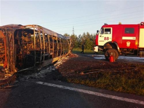 Родственникам погибших вДТП вТатарстане выплатят помиллиону
