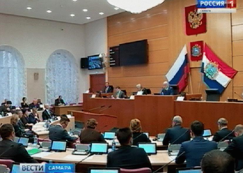 Завтра областные  парламентарии должны выделитьФК «Сызрань-2003» 10 млн  руб.