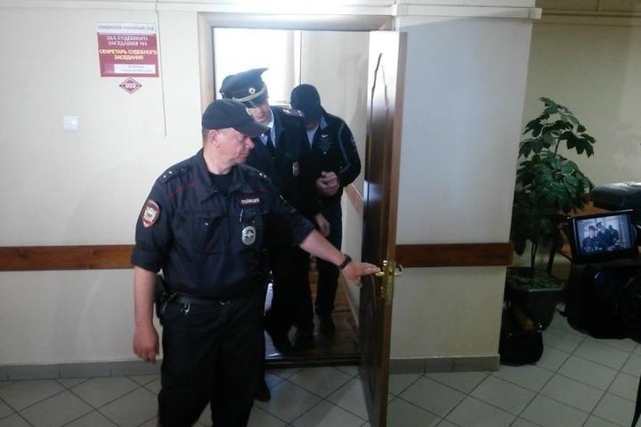 10 лет особого режима запросило обвинение для убийцы Вадима Винокурова