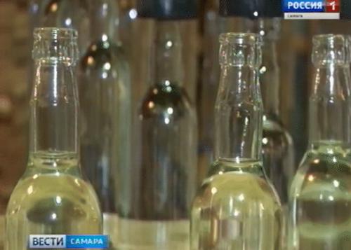 За1 полугодие 2017 отравилось фальсификатами спирта неменее 1200 самарцев