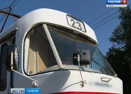 ВСамаре пустят «говорящие» трамваи для слабовидящих