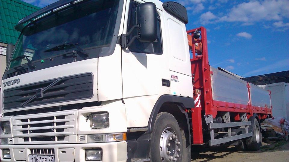 ВКрасноярском крае для фургонов наавтодорогах ограничивают движение