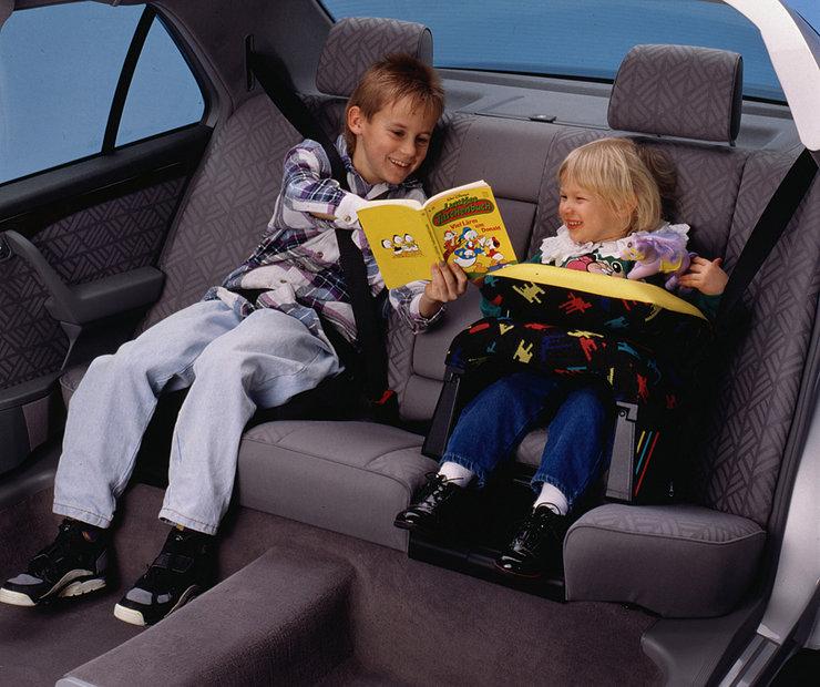 ВПДД внесены изменения, качающиеся правил транспортировки детей
