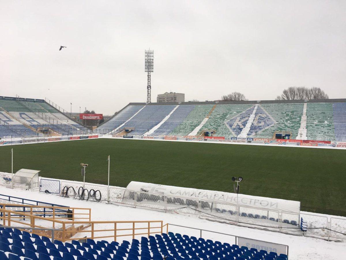 Наматче «Крылья Советов»— «Спартак» предполагается 15 тыс. болельщиков