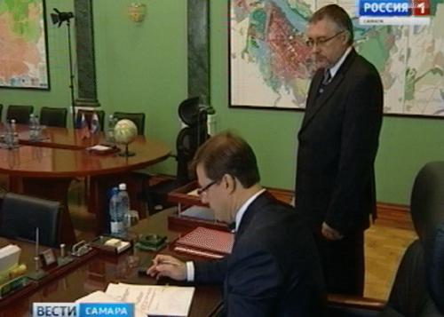 ВСамарской области министр финансов возглавил Андрей Прямилов