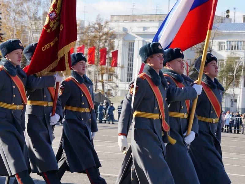 Саратовские кадеты будут участвовать вПараде Памяти