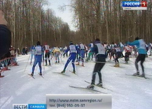 В северной столице состоится XXXV открытая Всероссийская массовая лыжная гонка «Лыжня РФ - 2017»