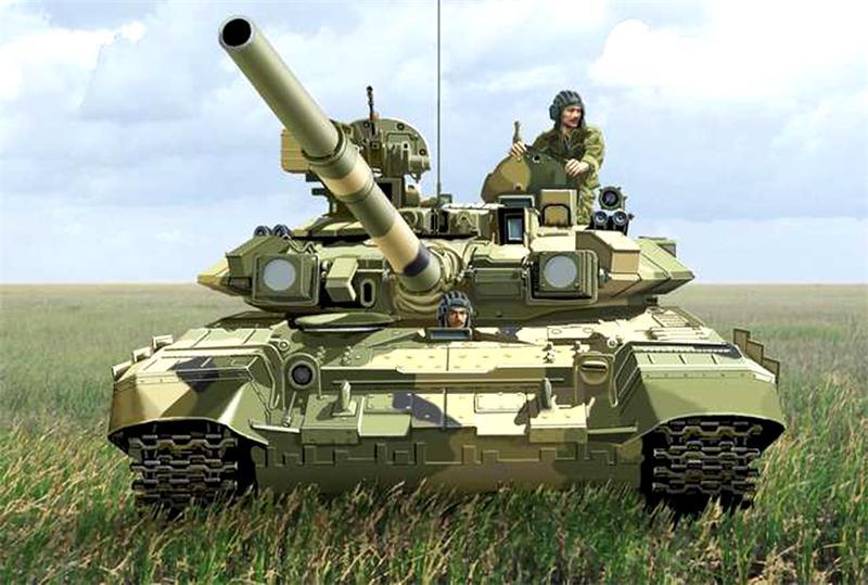 Минобороны вДень танкиста показало самые зрелищные иредкие кадры