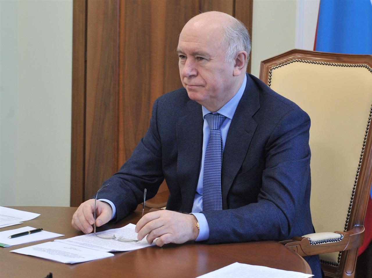 Губернатор Самарской области обсудил в российской столице социально-экономиечское развитие региона