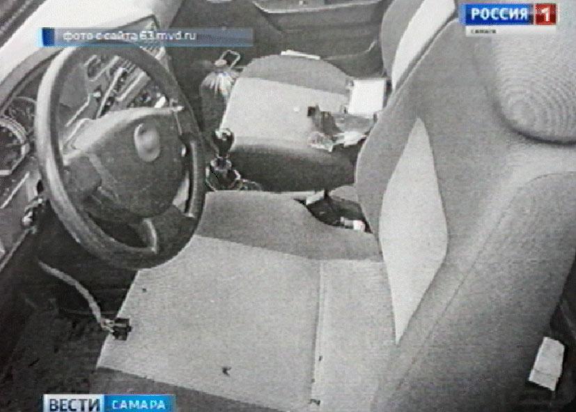 Наместе смертоносного  ДТП стремя грузовиками под Сызранью работали cотрудники экстренных служб