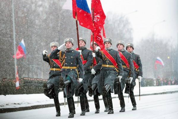 верится, воинская слава россии надо